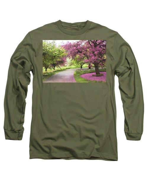 Apple Allee Long Sleeve T-Shirt