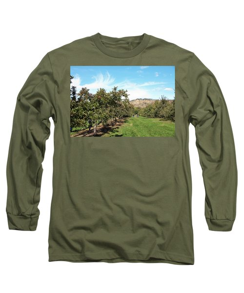Apple Picking Long Sleeve T-Shirt