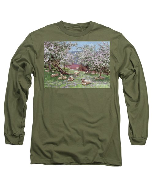 Appleblossom Long Sleeve T-Shirt