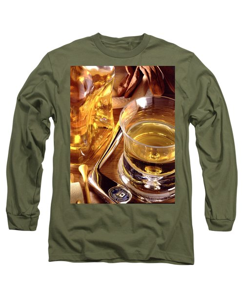 Apres Golf Long Sleeve T-Shirt