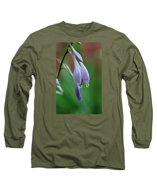 Long Sleeve T-Shirt featuring the photograph April Ends by Michiale Schneider