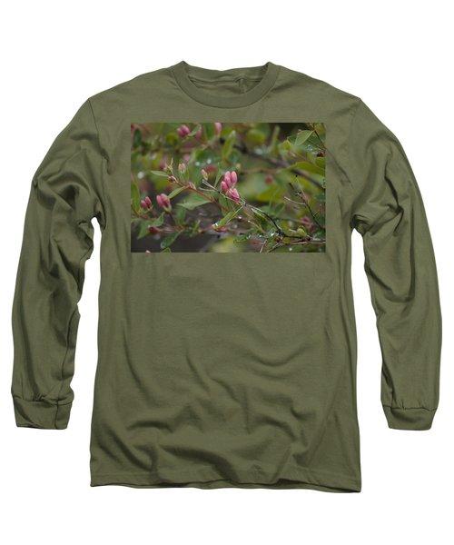 April Showers 2 Long Sleeve T-Shirt by Antonio Romero