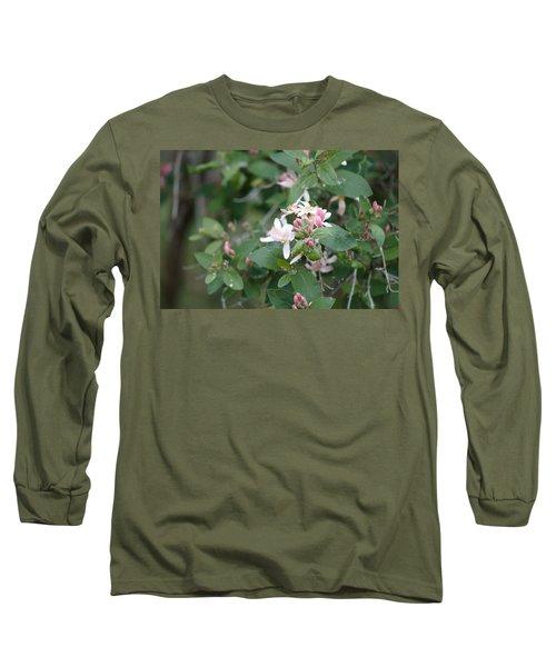 April Showers 9 Long Sleeve T-Shirt by Antonio Romero