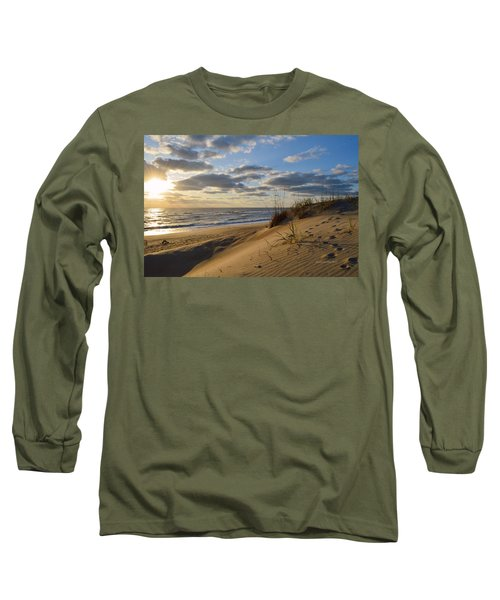 April Sunrise 2016 Long Sleeve T-Shirt