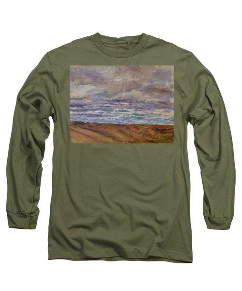 April Wind Long Sleeve T-Shirt