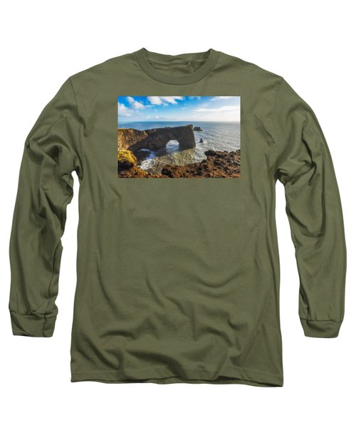Long Sleeve T-Shirt featuring the photograph Arch by James Billings