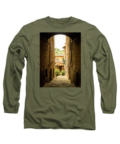 Arched Alley Long Sleeve T-Shirt