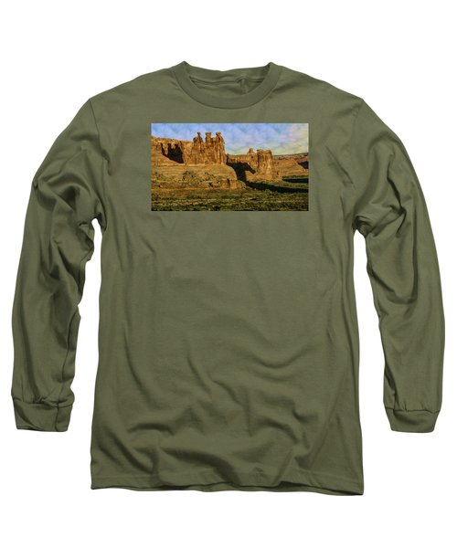 Arches Sunrise Long Sleeve T-Shirt