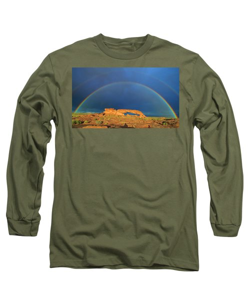 Arching Over Long Sleeve T-Shirt