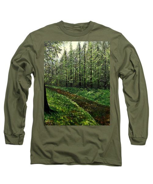 Are You Leaving Long Sleeve T-Shirt