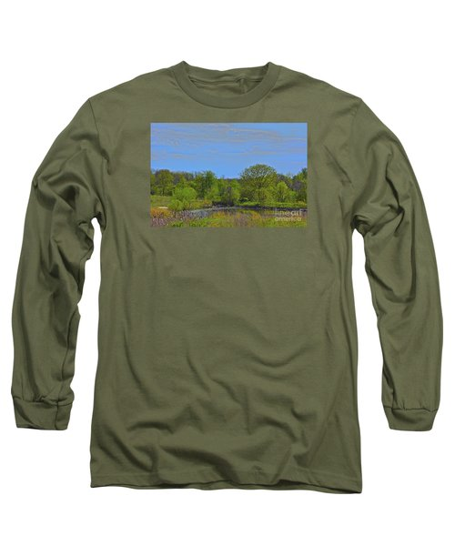 Area Of Cogitation Long Sleeve T-Shirt