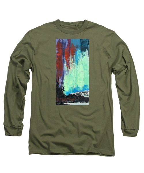Arise Long Sleeve T-Shirt by Nathan Rhoads