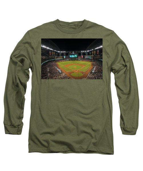 Arizona Diamondbacks Baseball 2639 Long Sleeve T-Shirt