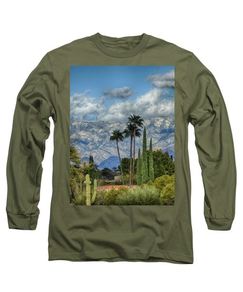 Arizona Snow Long Sleeve T-Shirt