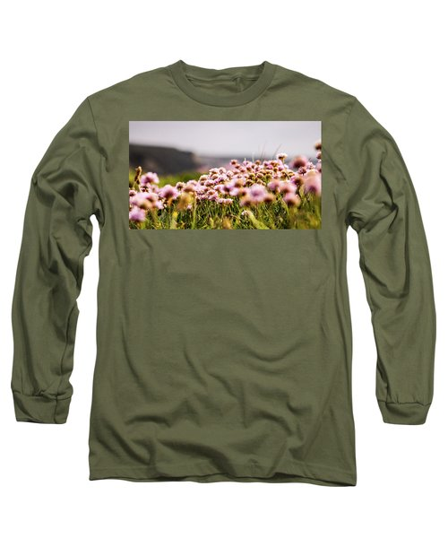 Armeria Long Sleeve T-Shirt by Keith Sutton