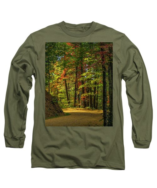 Around The Curve Long Sleeve T-Shirt