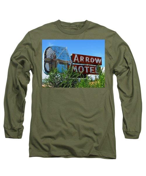 Arrow Motel Long Sleeve T-Shirt