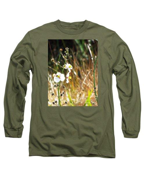 Arrowhead Blooms Long Sleeve T-Shirt