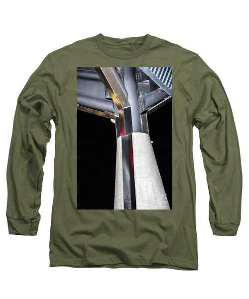 Art Center Roof Support Long Sleeve T-Shirt