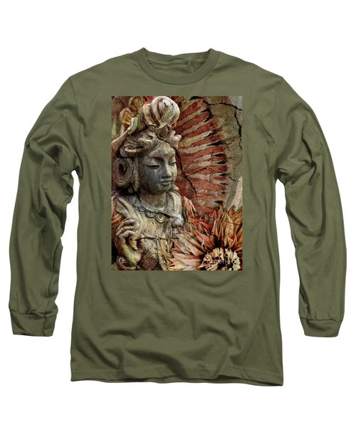 Art Of Memory Long Sleeve T-Shirt by Christopher Beikmann