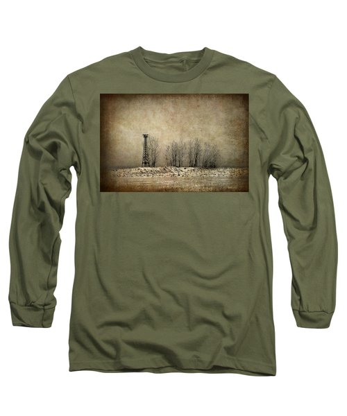 Art On The Beach Long Sleeve T-Shirt