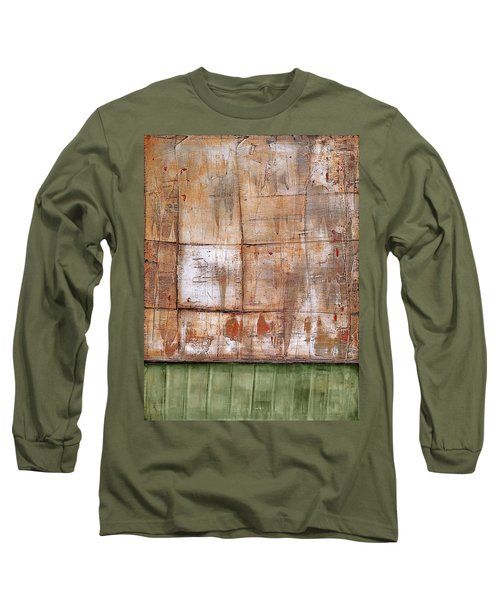 Art Print Abstract 35 Long Sleeve T-Shirt