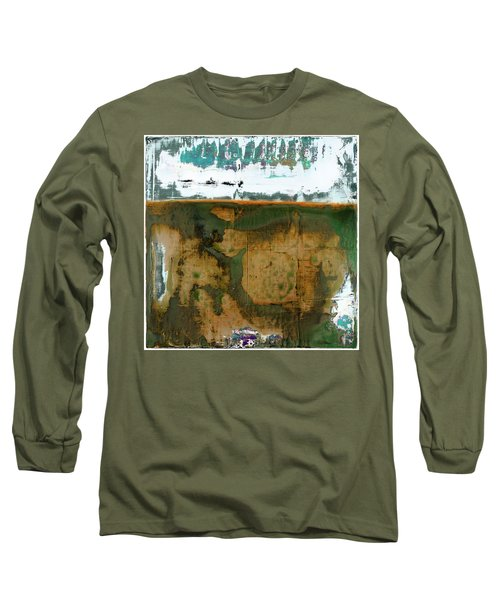 Art Print California 04 Long Sleeve T-Shirt