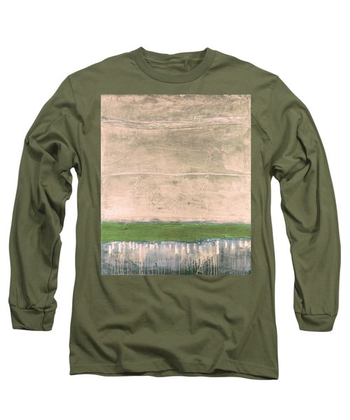 Art Print Nez Perce Long Sleeve T-Shirt
