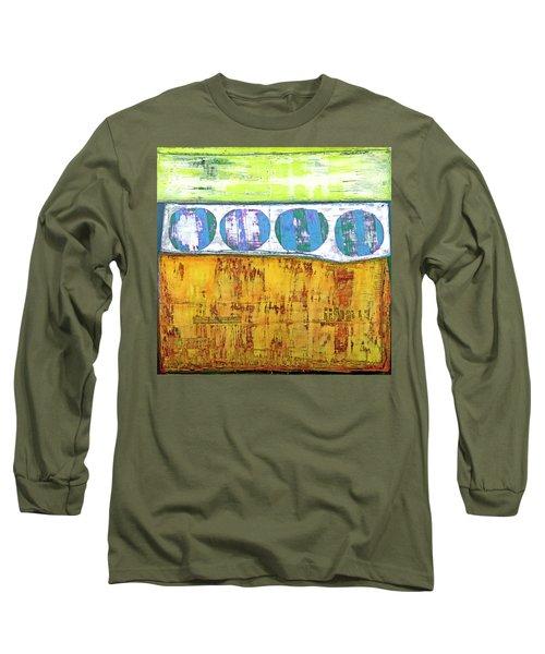 Art Print Venice Long Sleeve T-Shirt