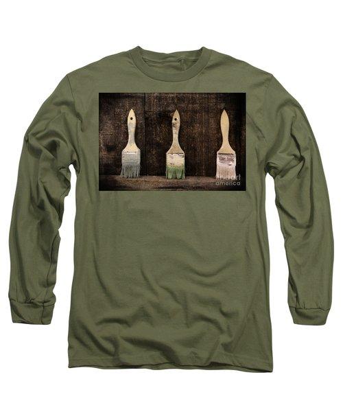 Art Studio Long Sleeve T-Shirt