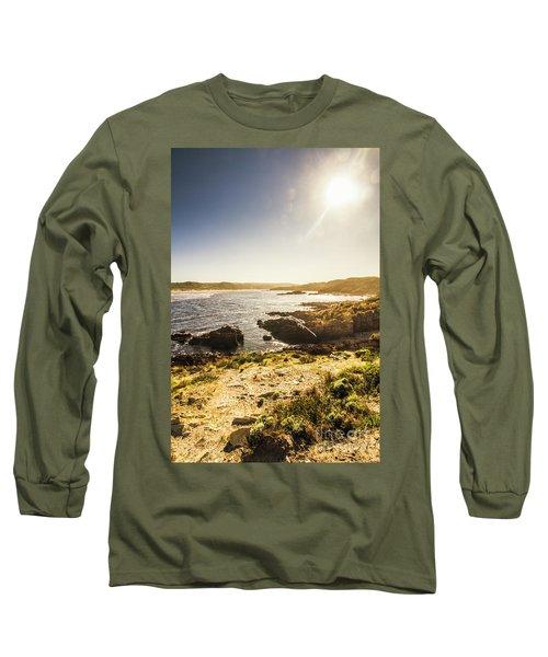 Arthur River Tasmania Long Sleeve T-Shirt