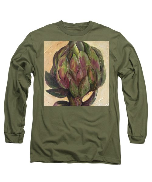 Artichoke Long Sleeve T-Shirt