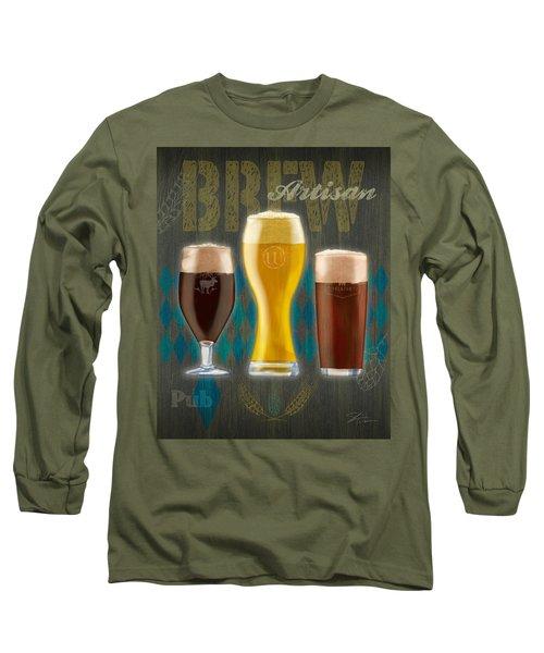 Artisan Brew Long Sleeve T-Shirt