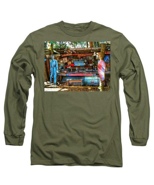 Artist Shop In Bluffton, South Carolina Long Sleeve T-Shirt