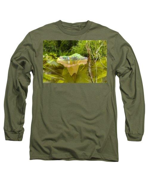 Artistic Double Long Sleeve T-Shirt
