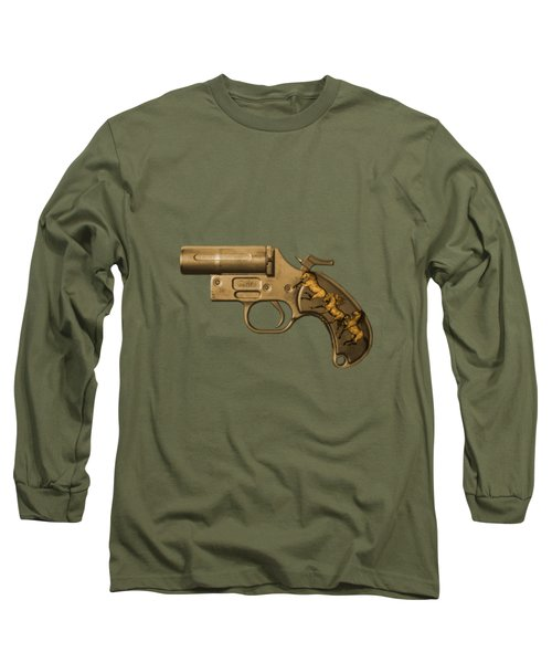 Gunmetal Long Sleeve T-Shirt