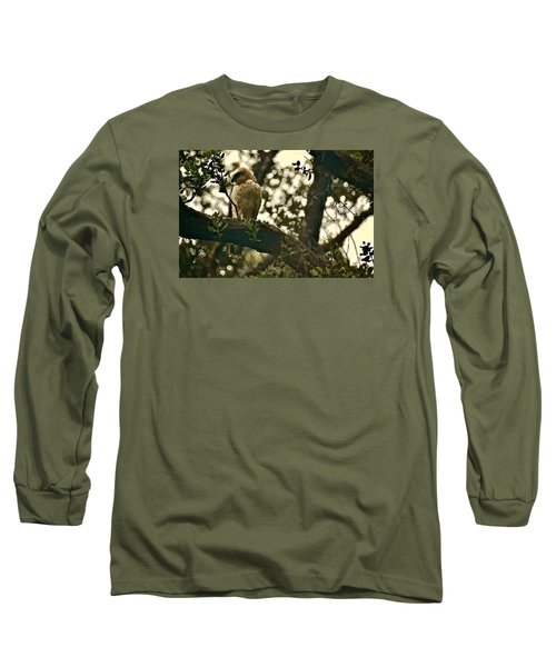 Io - Hawaiian Hawk Long Sleeve T-Shirt