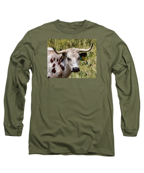 Call Me Spot Long Sleeve T-Shirt by Bill Kesler