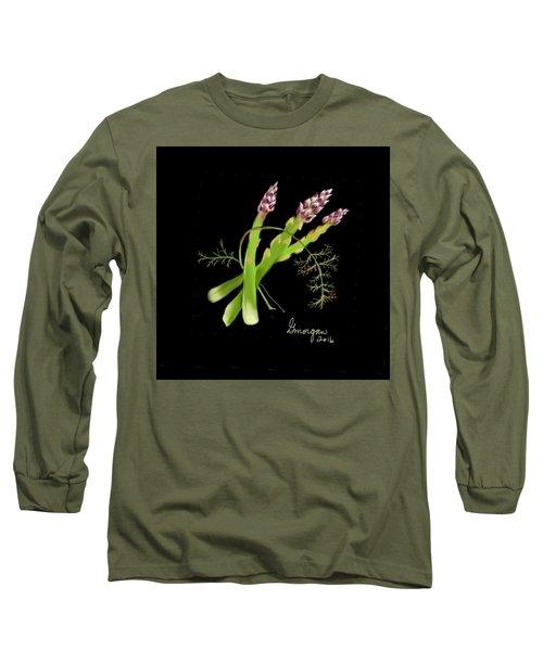 Asparagas  Long Sleeve T-Shirt