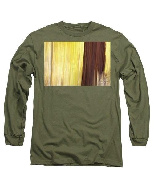 Aspen Blur #3 Long Sleeve T-Shirt