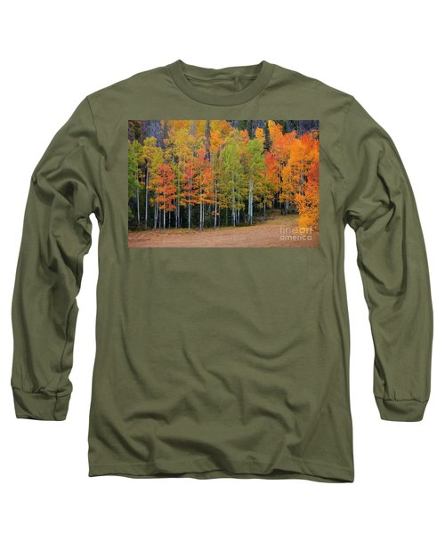Aspen Color Long Sleeve T-Shirt