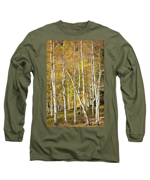 Aspen Forest Long Sleeve T-Shirt