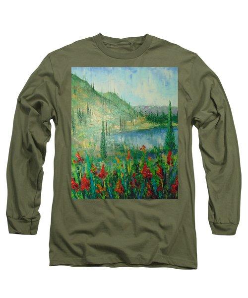 Aspen Lake Co Long Sleeve T-Shirt