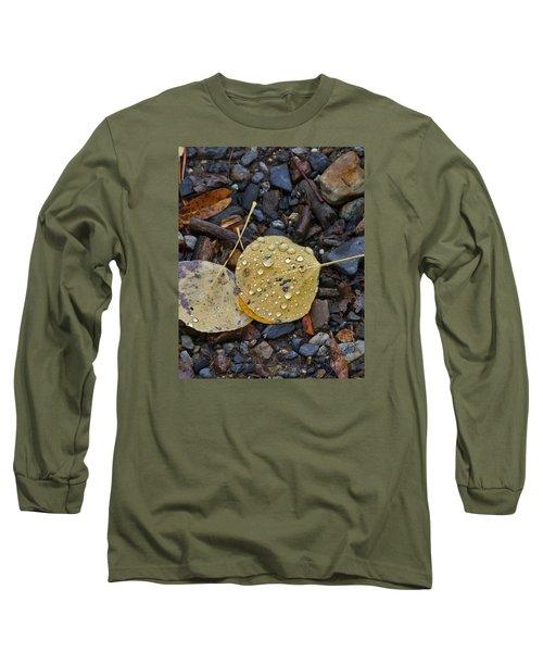 Aspen Leaf Long Sleeve T-Shirt