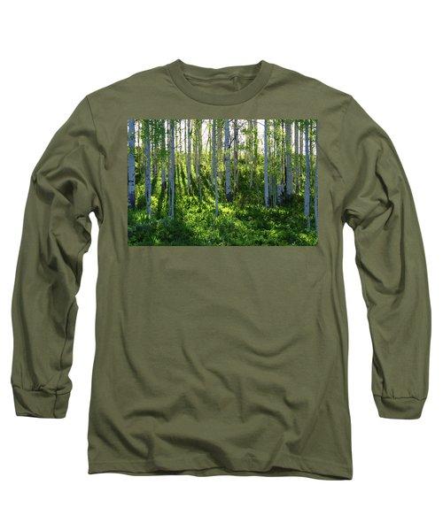 Aspen Morning 1 Long Sleeve T-Shirt