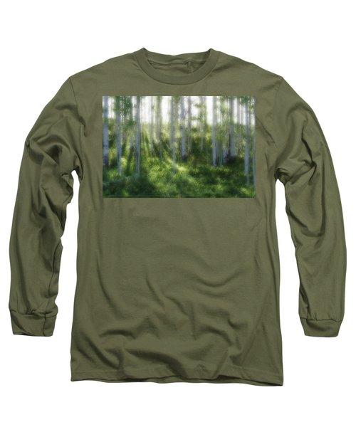 Aspen Morning 2 Long Sleeve T-Shirt
