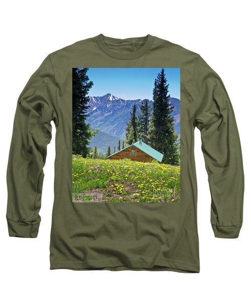 Aspen Spring Long Sleeve T-Shirt