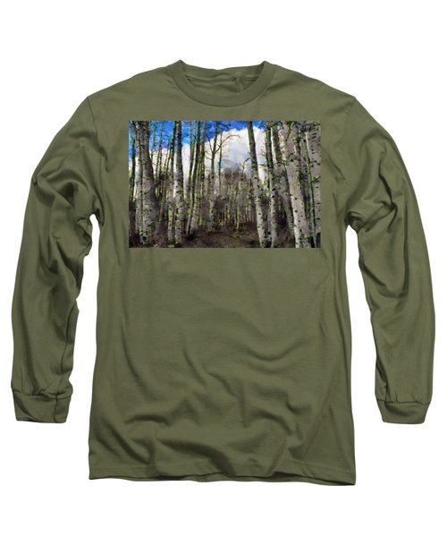 Aspen Standing Long Sleeve T-Shirt