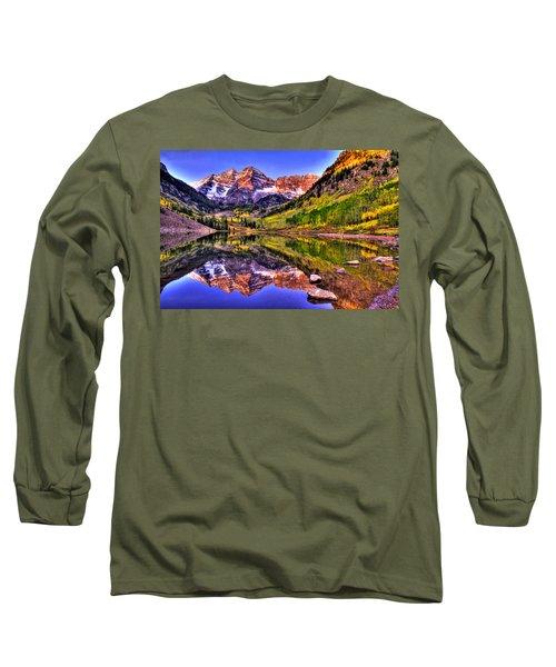Aspen Wonder Long Sleeve T-Shirt by Scott Mahon