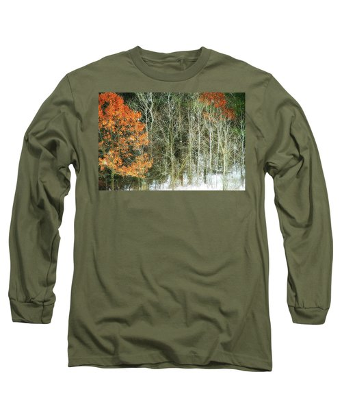 Aspens And Color Long Sleeve T-Shirt